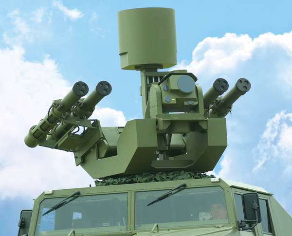Fire control & weapon systems Image