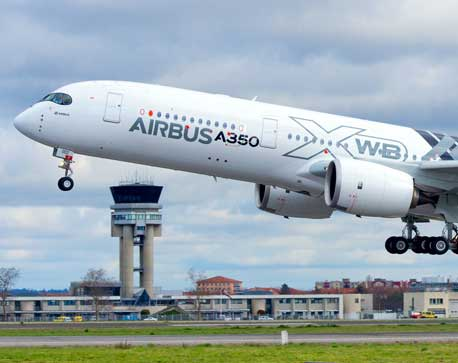 Ultra awarded contract on the Airbus A350 XWB... Image