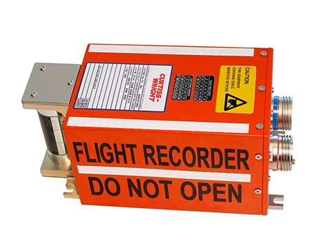 Curtiss-Wright and Ultra Electronics Collaborate to Deliver Lightweight Crash Recorder Image