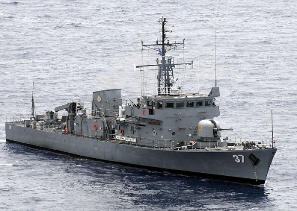 Ultra awarded £7.5m contract for restoration and sustainment of two Philippines Jacinto Class Patrol Vessels Image